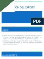 4.2 -Gestión Del Crédito