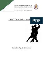 Historia Del Danzón