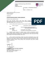 Surat Permohonan Rasmi
