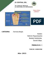 Caso Clinico Diureticos