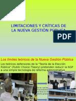 Limitaciones y Criticas a La NGP- JOSE SIALER