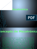 Mecatronica TRABAJO