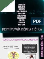 Deontología y Ética