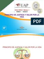Semana 6 PrincipIo de Justicia