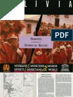 Girault, Louis. Bolivia Panpipes (1987)