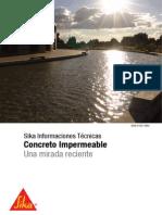 Brochure Concreto Impermeable Latam