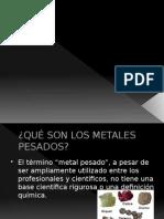 Metales Pe