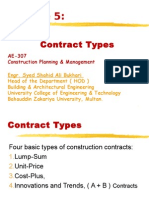 Lec 5 (Contract Types)-New