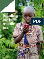UNESCO Reading in the mobile era