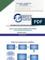 Gestion Cientifica Abierto Crees Nov2015