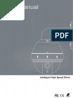 High Speed Dome User Manual.pdf