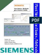 Tecnomatix Plant Simulation Basics, Methods, And Strategies Student Guide - 2012