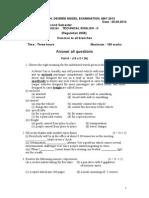 4 HS 2161 - Technical English II
