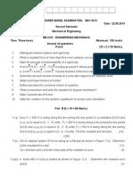 5 ME 2151 - Engg Mechanics