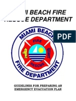 Mbfr Emergency Evacuation Guidelines - Final 2