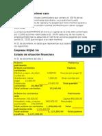 Caso Practico NIIF 10 Estados Financieros Consolidados