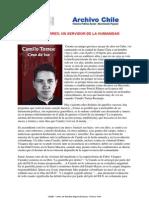 Docum Chileno Camilo Torres