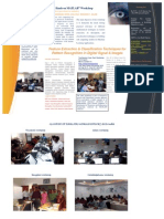 Feature Extraction & Classification for Computer Vision 24-25,Oct 2015_Salem2015