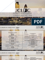 UCLFC 2014 Brochure & Payment Guide