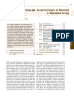 Template-Based Synthesis of Nanorod or Nanowire Arrays - Copy
