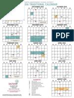 2015-2016 traditional calendar updated 9-2-15