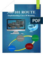 Pass4sure 300-101 ROUTE Braindumps Exam