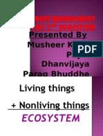 Presentation of EM