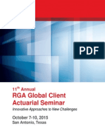2015 Global Client Actuarial Seminar - Registration