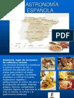 GASTRONOMIA ESPAÑOLA