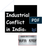 Industrial Conflict in India_vijay