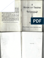 A Book of Troth by Edred Thorsson Part 1