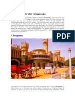 Top 10 Karnataka