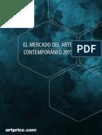 El Mercado Del Arte Contemporaneo 2015