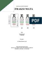 CSS Kelainan Refraksi Mata (Yeni Marlina-0718011038)