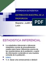 Diap Distribucion Muestral Proporcion