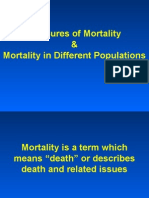 Lecs5&6Mortality(Revised07).ppt