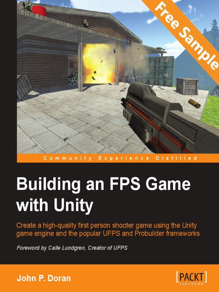 Building an FPS Game with Unity - Sample Chapter | Shell