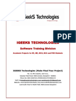 IEEE 2015 NS2 Project List