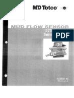 42TM27-45 Mud Flow Manual