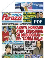 Pinoy Parazzi Vol 8 Issue 132 November 04- 05, 2015