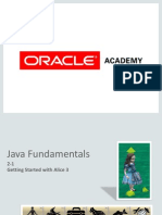 intro to java fundamentals