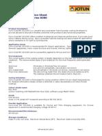 Tehnički List Praha 9005 Epoxid-poliester, Sitna Struktura, Mat