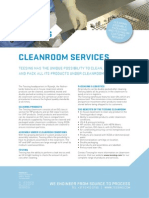 Teesing Cleanroom Services