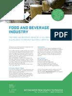 Teesing Food and Beverage