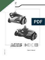 Zodiac MX6 and MX8 Pool Cleaner Manual