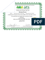 edse326 certifconsequence