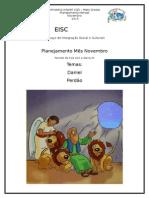 Planejamento de Novembro EISC IIGD