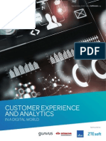 Irr Customer Experience in a Digital World Final