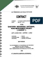 ESH-01 Contract Agreement