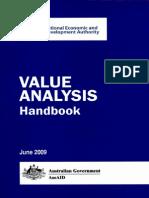 NEDA Value Analysis Handbook.pdf